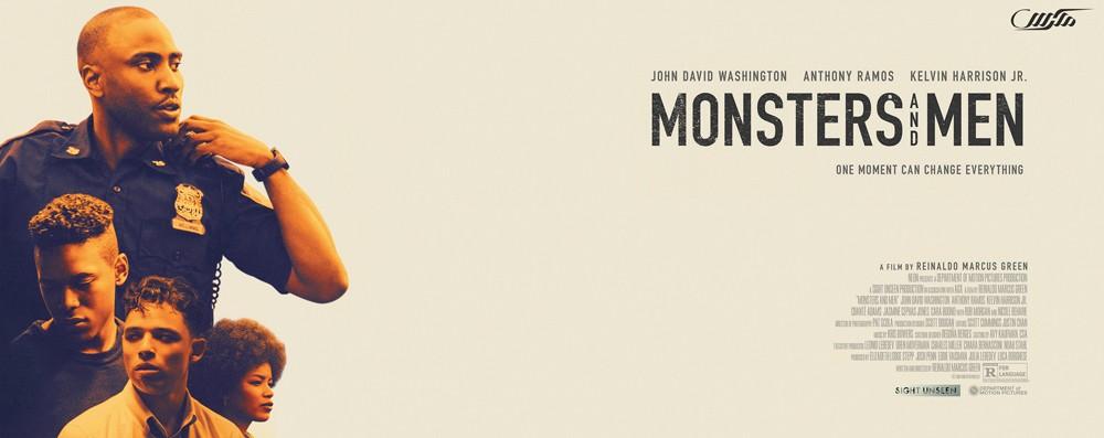 دانلود فیلم Monsters and Men 2018