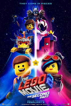 دانلود انیمیشن The Lego Movie 2: The Second Part 2019