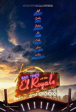 دانلود فیلم Bad Times at the El Royale 2018 با دوبله فارسی