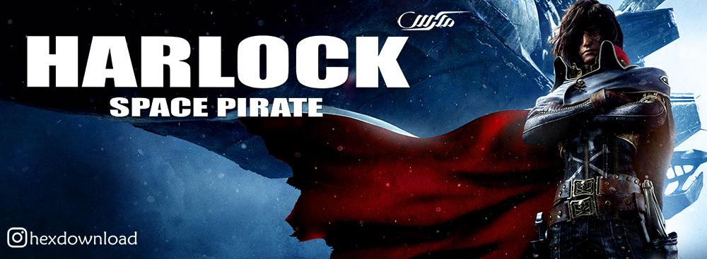 دانلود انیمیشن Harlock Space Pirate 2013