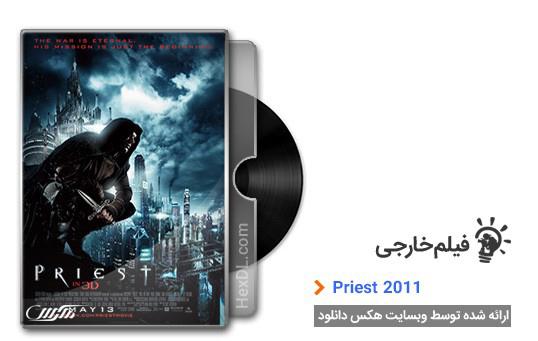 دانلود فیلم Priest 2011