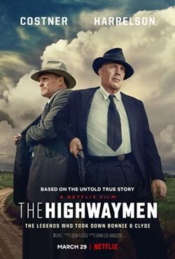 دانلود فیلم مردان بزرگراه The Highwaymen 2019