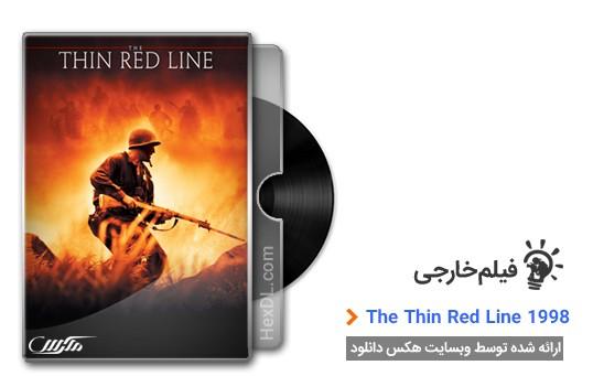 دانلود فیلم The Thin Red Line 1998