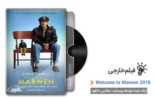 دانلود فیلم Welcome to Marwen 2018