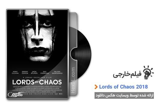 دانلود فیلم Lords of Chaos 2018