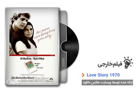 دانلود فیلم Love Story 1970