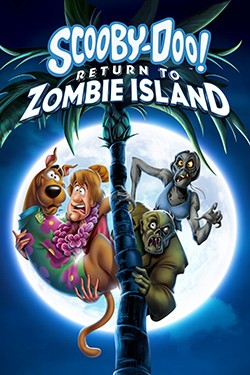 Scooby Doo Return to Zombie Island 2019