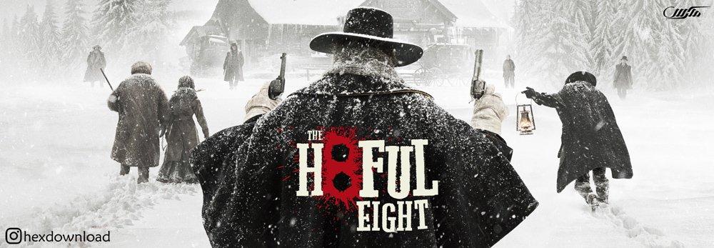 دانلود فیلم The Hateful Eight 2015