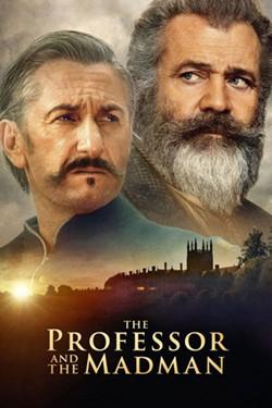 دانلود فیلم پروفسور و مرد دیوانه The Professor and the Madman 2019