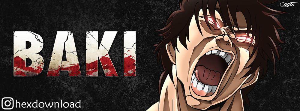 دانلود انیمیشن سریالی Baki