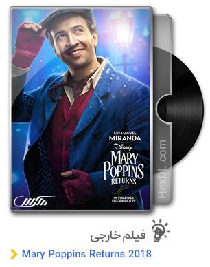 دانلود فیلم Mary Poppins Returns 2018