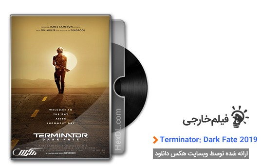 دانلود فیلم Terminator: Dark Fate 2019