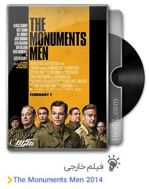 دانلود فیلم The Monuments Men 2014