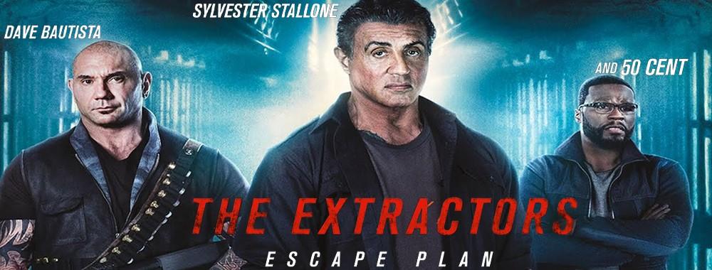 دانلود فیلم Escape Plan The Extractors 2019