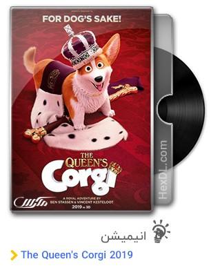 دانلود انیمیشن The Queen's Corgi 2019
