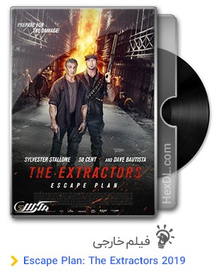 دانلود فیلم Escape Plan: The Extractors 2019