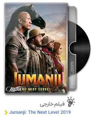 دانلود فیلم Jumanji: The Next Level 2019