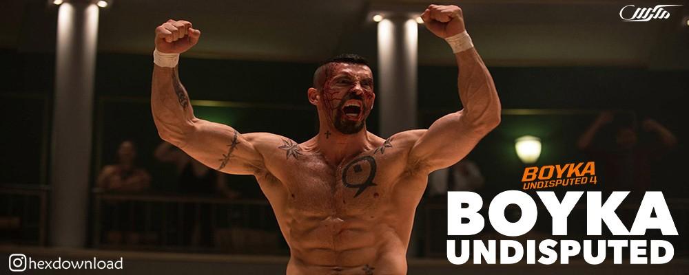 دانلود فیلم Boyka Undisputed 2016