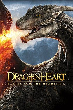 دانلود فیلم Dragonheart: Battle for the Heartfire 2017