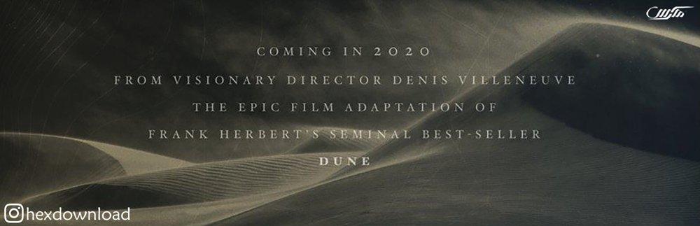 دانلود فیلم تلماسه Dune 2020