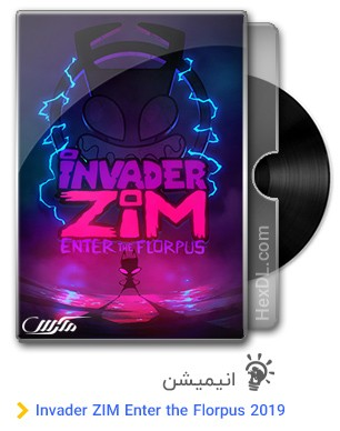 دانلود انیمیشن Invader ZIM Enter the Florpus 2019