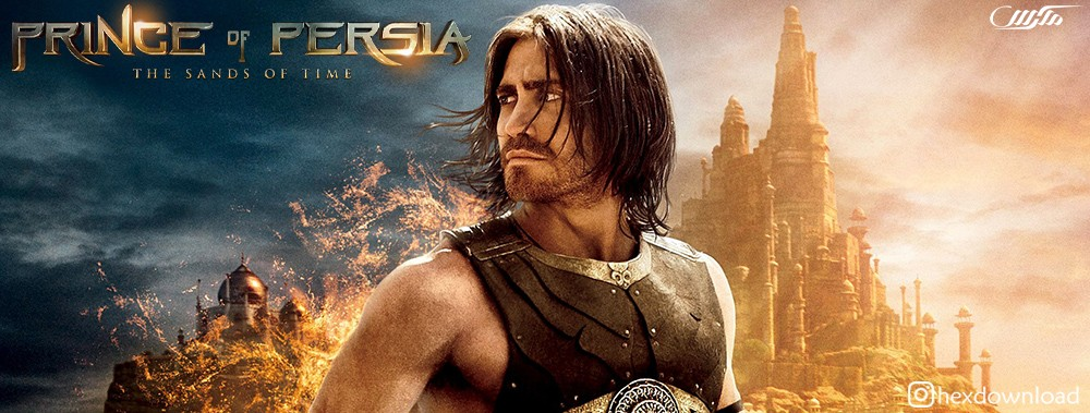 دانلود فیلم Prince of Persia The Sands of Time 2010