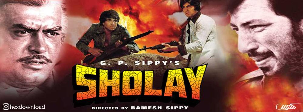 دانلود فیلم Sholay 1975