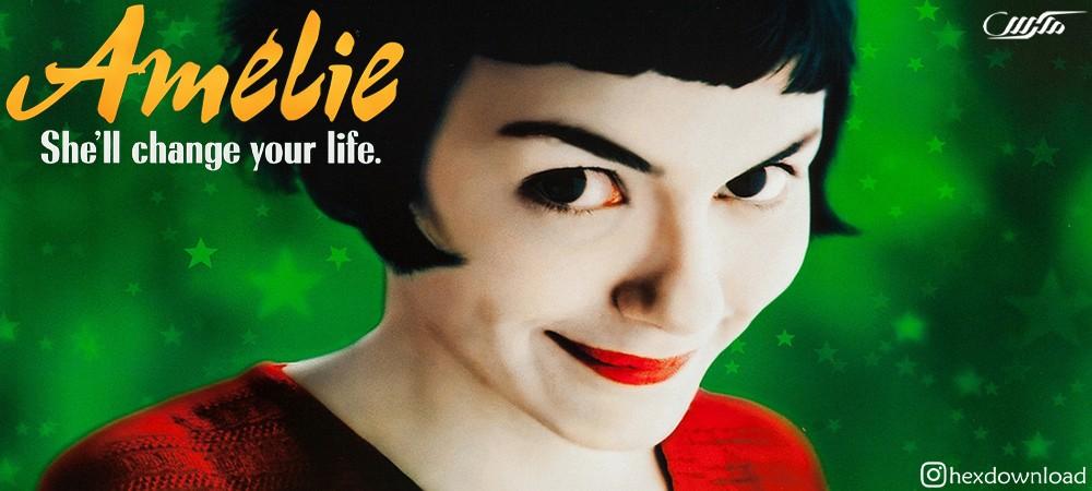 دانلود فیلم Amélie 2001