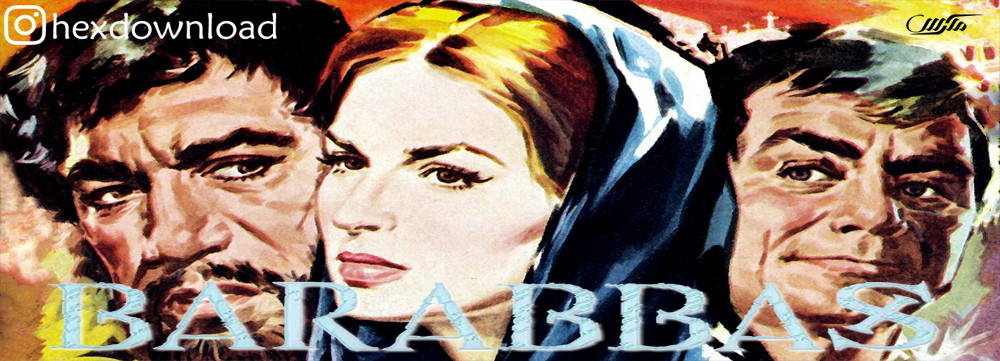 دانلود فیلم Barabbas 1961