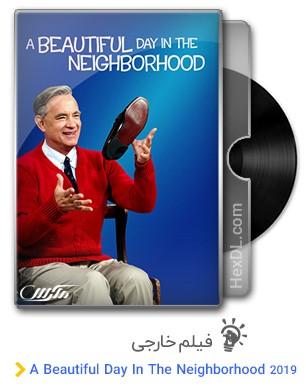 دانلود فیلم A Beautiful Day In The Neighborhood 2019