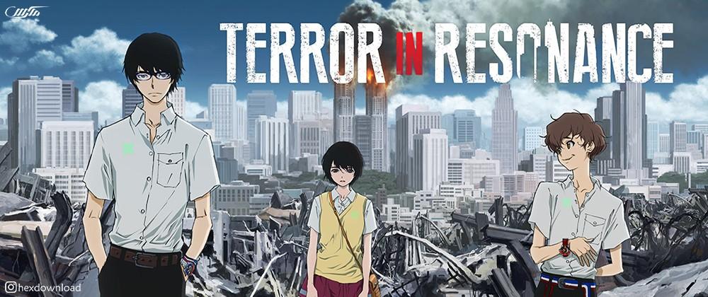 دانلود انیمیشن سریالی Terror in Resonance
