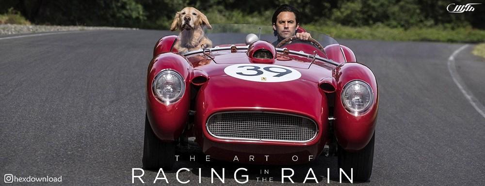 دانلود فیلم The Art of Racing in the Rain 2019