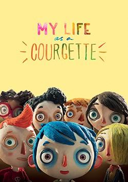 دانلود انیمیشن My Life as a Courgette 2016