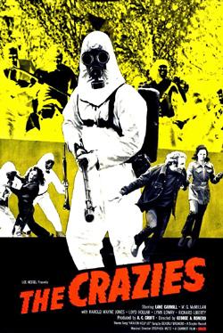 دانلود فیلم دیوانه ها The Crazies 1973