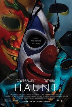 دانلود فیلم تسخیر Haunt 2019