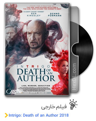 دانلود فیلم Intrigo: Death of an Author 2018