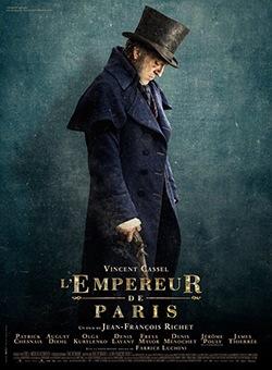 دانلود فیلم امپراطور پاریس The Emperor of Paris 2018