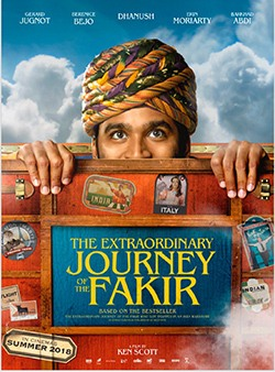 دانلود فیلم The Extraordinary Journey of the Fakir 2018