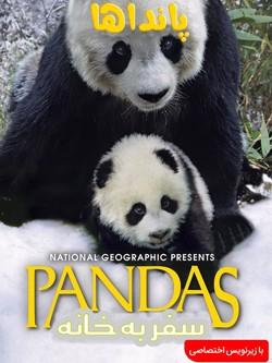 دانلود مستند پانداها سفر به خانه Pandas The Journey Home 2014