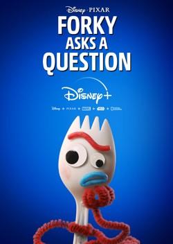 دانلود انیمیشن سریالی فورکی سوال میکنه Forky Asks a Question