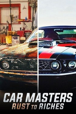 دانلود مستند سریالی خدایان ماشین Car Masters Rust to Riches