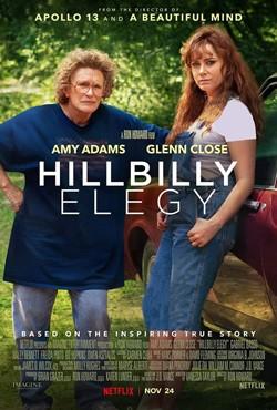 دانلود فیلم مرثیه هیلبیلی Hillbilly Elegy 2020