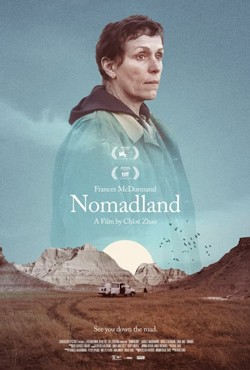 دانلود فیلم عشایر Nomadland 2020