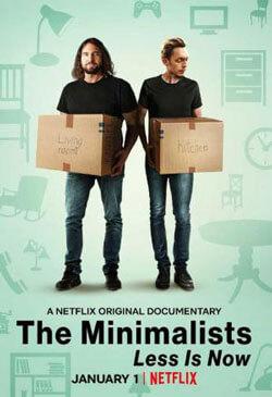دانلود مستند مینیمالیست ها The Minimalists Less Is Now 2021