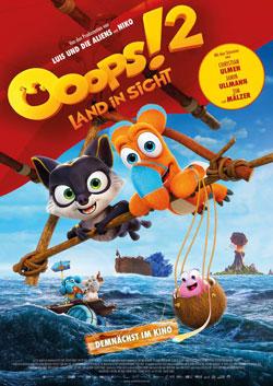 دانلود انیمیشن اوپس ماجراجویی ادامه دارد Two by Two Overboard! 2020