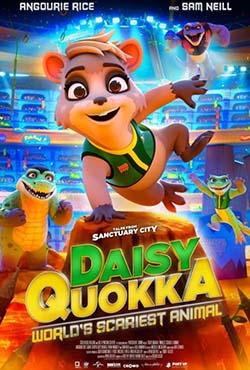 دانلود انیمیشن دیزی کوئوکا Daisy Quokka : Scariest Animal 2020