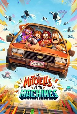 دانلود انیمیشن The Mitchells vs the Machines 2021