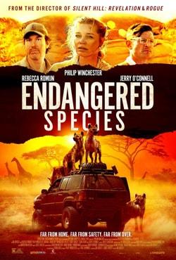 دانلود فیلم گونه های در حال انقراض Endangered Species 2021