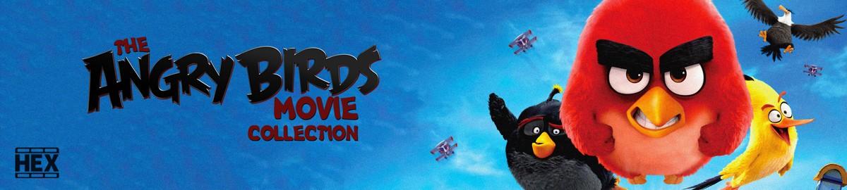 دانلود انیمیشن پرندگان خشمگین The Angry Birds Movi