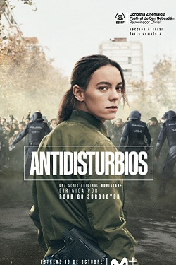 دانلود سریال پلیس ضد شورش Antidisturbios 2020